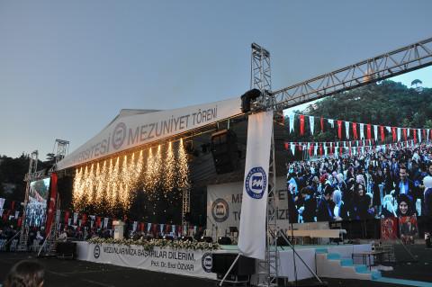 2018 - 2019 Mezuniyet Töreni